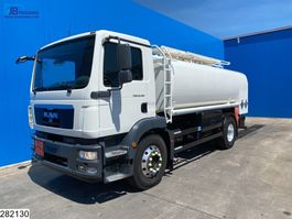 tank truck MAN TGM 18 Fuel,13380 Liter,manual, Retarder,EURO 5 2012