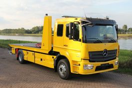 tow-recovery truck Mercedes-Benz Atego 1524 L