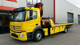 tow-recovery truck Mercedes-Benz 1524L