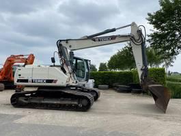 crawler excavator Terex TC240LC 2008