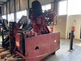 loader crane Hiab 165 Roller F-3 165 F-3