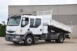 tipper truck > 7.5 t Renault MIDLUM 280 DXI KIPPER 2007