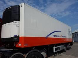 refrigerated semi trailer Fruehauf 2ASSER koelvries 2003