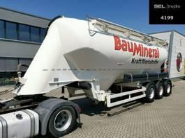 tank semi trailer semi trailer SPITZER SF 2739/2P / Alu-Felgen / 1 Kammer / 39.000 l / Lenkachse 2011