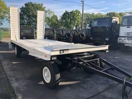 flatbed car trailer MOL 10T