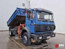 platform truck Mercedes-Benz SK 1824 4x4 atlas 1995
