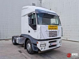 cab over engine Iveco 430 manual 2005