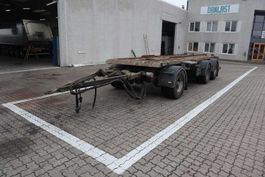 container chassis semi trailer 6-6.5 m 2013