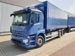 other trucks Mercedes-Benz 2536 L 6x2 Antos 2536 L 6x2 mit Liftachse 2014