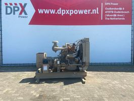 generator Cummins NTA-495-G - 135 kVA Generator - DPX-12405 1986