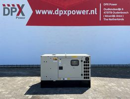 generator Perkins 404A-22G1 - 22 kVA Generator - DPX-15701 2021