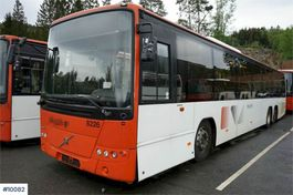 other buses Volvo B12BLE, 8700LE 6x2 City Bus 14.5 meters. 51 + 30 p 2010