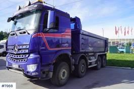 tipper truck > 7.5 t Mercedes-Benz Arocs 2016