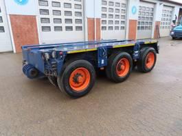 lowloader semi trailer Goldhofer THP/ET 3 2003