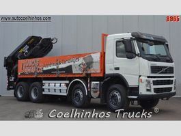 platform truck Volvo FM13 480