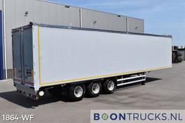 walking floor semi trailer Kraker CF-200 | WALKING FLOOR / SCHUBBODEN 92 M³ * APK 12-2021 2009