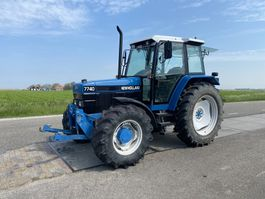 farm tractor New Holland 7740 SL 1994