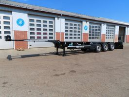 container chassis semi trailer CIMC Container chassis 2019