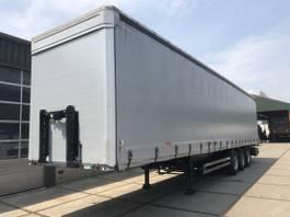 sliding curtain semi trailer Kögel S24   Coilgoot 9m 2018