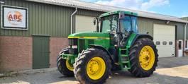 farm tractor John Deere 7710 1999