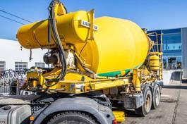 concrete mixer semi trailer Liebherr BETON MIXER - HTM 904 ZA 2007