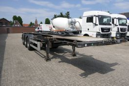 container chassis semi trailer Van Hool 3B2005 ADR 20/30 FT 1999