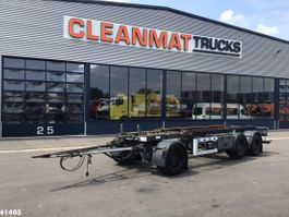 container chassis trailer GS Meppel AIC-2700 LBM 2007