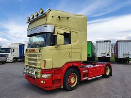 cab over engine Scania 164-480 topline special interior !!!! 2001