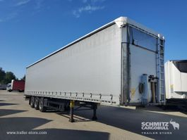 Schiebeplanenauflieger Schmitz Cargobull Semitrailer Curtainsider Standard 2016