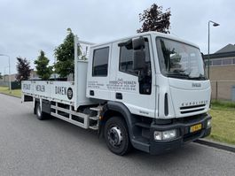 drop side truck Iveco 120E18 euro 3 doka !!! Only 221.000 km !!! 2006