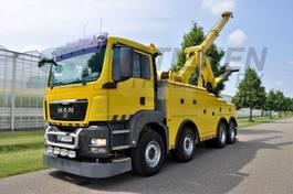 tow-recovery truck MAN TGS 41 8x4 BB CENTURY 9055T Wrecker 2008