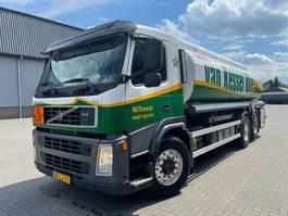 tank truck Volvo FM Brandstofwagen Dijssel opbouw 22400 Liter 2010
