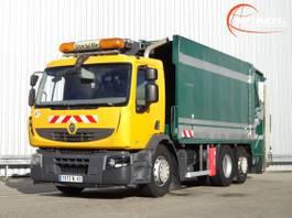 garbage truck Renault Premium 320 DXI 6x2 Stuuras, Steeringaxle, Lenkacshe - Semat Huisvuil, Garbage, Mull... 2008