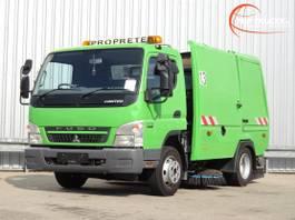 Road sweeper truck Mitsubishi Canter Fuso 7 C15 Voire BMV BM20 Veegwagen, Road Sweeper, Kehrmachine. 2013