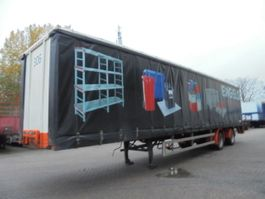 sliding curtain semi trailer Tracon TO.S. 1220 2000