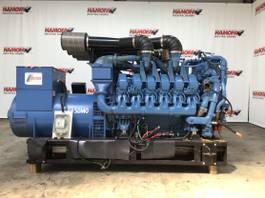 generator SDMO TU 12V4000 GENERATOR 1600 KVA USED 2002