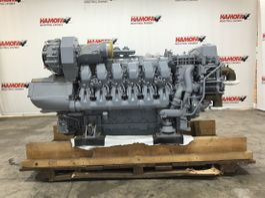 Engine car part MTU 12V4000 M90 NEW 2011