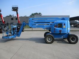 articulated boom lift wheeled JLG 450AJ (909)