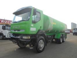 tank truck Renault Kerax 350 6X4 2008