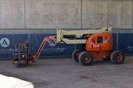 articulated boom lift wheeled JLG 450AJ 2000