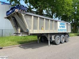 tipper semi trailer Benalu kipper 2009