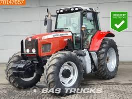 farm tractor Massey Ferguson 6485 GOOD TYRES - CE CERTIFIED 2004