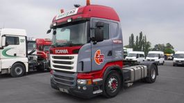 cab over engine Scania R Highline (Retarder,hydraulik) 4x 2013