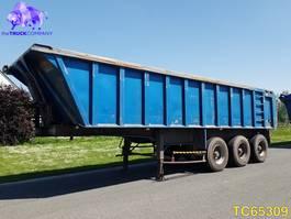 tipper semi trailer Benalu Benalu_SIDERALE Tipper 1999