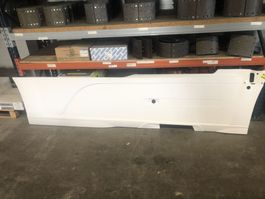 chassis truck part DAF sideskirt rechts 2017> xf106 2018