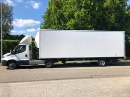 Kofferauflieger kuiper BE oplegger  onderschuif laadklep 1000kg   8 meter lengte   4100kg laadv... 2018