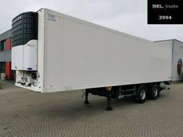 refrigerated semi trailer Schmitz Cargobull Cargobull SKO20 / Ladebordwand / Carrier Maxima 1000