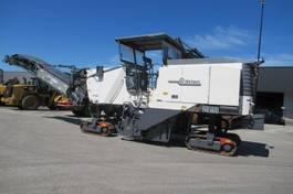 asphalt cutter Wirtgen W210 Road Milling 2014