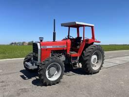 farm tractor Massey Ferguson 698 1986