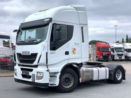 cab over engine Iveco Stralis 460 EURO 6 ACC TOP ZUSTAND 2016